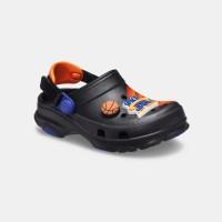 Crocs Classic AllTerrain Space Jam  - כפכפי ספייס ג'אם בצבע שחור/מולטיארגונית נעליים
